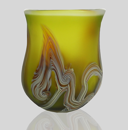 Lime Root Vase