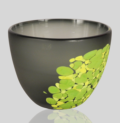 Grey & Lime Flava Bowl