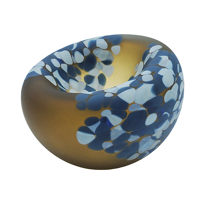 Jelly Bowl Dark Olive/Blue-Grey