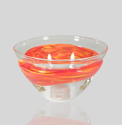 Red Wrap Bowl
