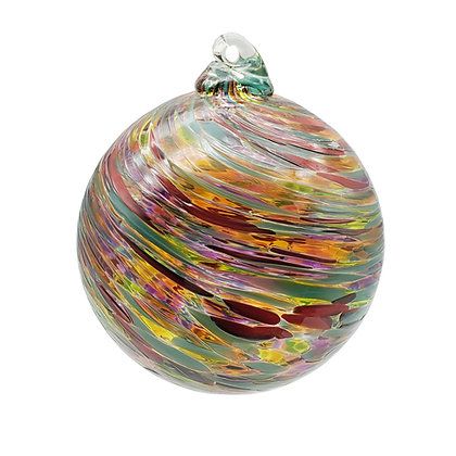 Mardi Gras Swirling  Friendship Ball
