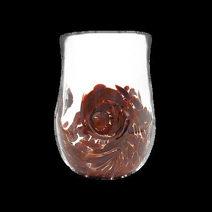 Cherry Wood Mini Twisty Cup