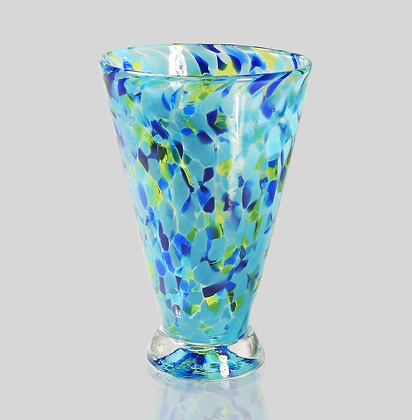 Blue Speckled Cup