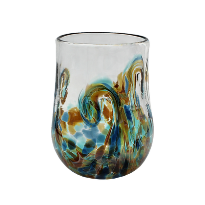 Lagoon Amber Twisty Cup