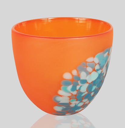 Orange & Blue Flava Bowl