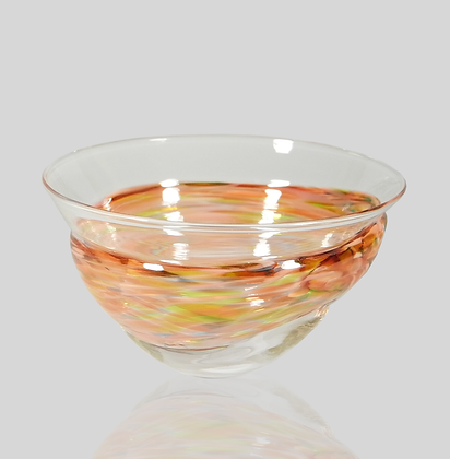 Pink Wrap Bowl