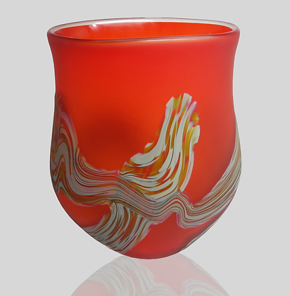 Red Root Vase