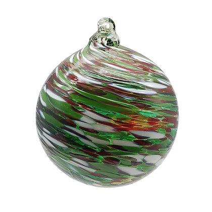 Christmas Swirling Friendship Ball