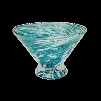 Peacock Dessert Bowl