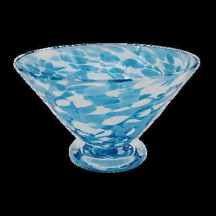 Sky Blue Dessert Bowl