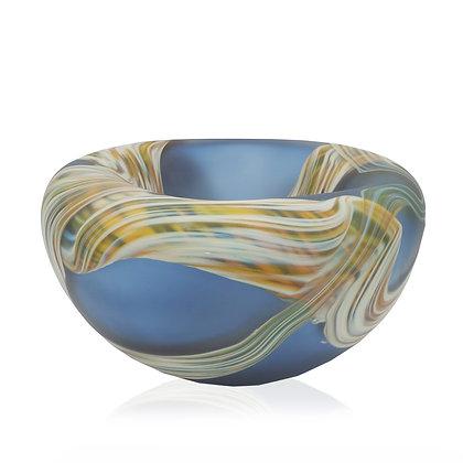 Steel Blue Root Bowl