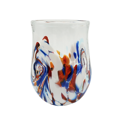 Red White & Blue Twisty Cup