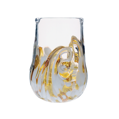 Arctic Spring - Amber Twisty Cup