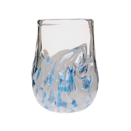 Arctic Spring - Blue Twisty Cup