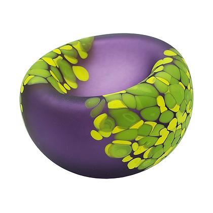 Jelly Bowl Purple/Lime (Drop Ship)