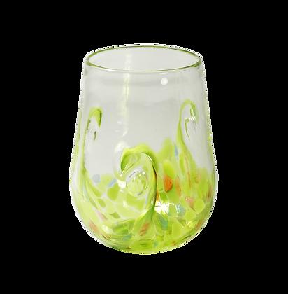 Green Twisty Cup
