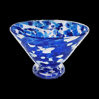 Royal Blue Dessert Cup