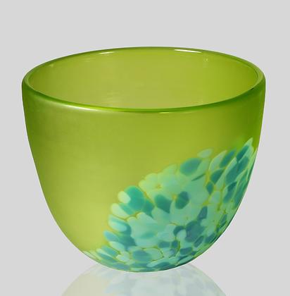 Lime & Blue Flava Bowl