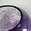 Thumbnail: Purple Ripple Wave Bowl