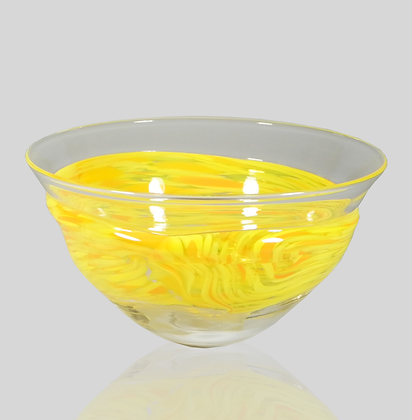 Yellow Wrap Bowl