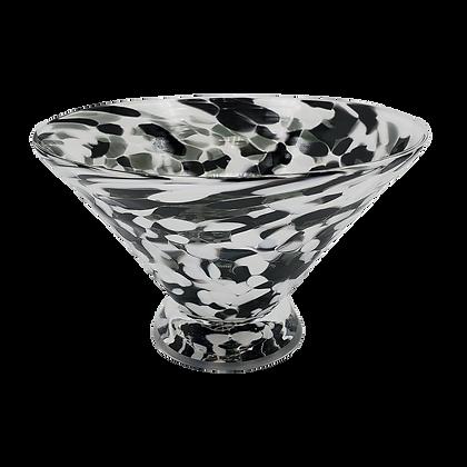 Black & White Dessert Cup