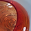Thumbnail: Red Ripple Wave Bowl
