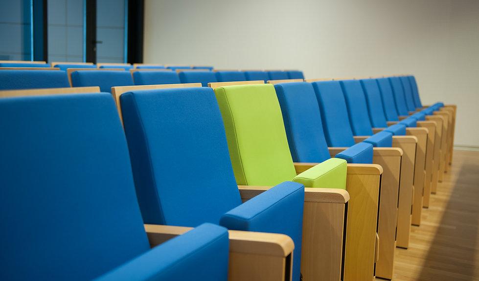 teatro, congreso, exposición