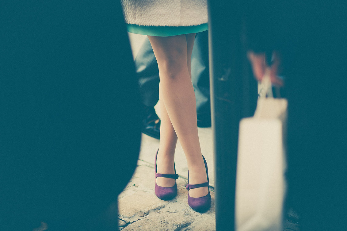 piernas, boda, sevilla, foto