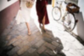 foto della novia y madrina boda sevilla