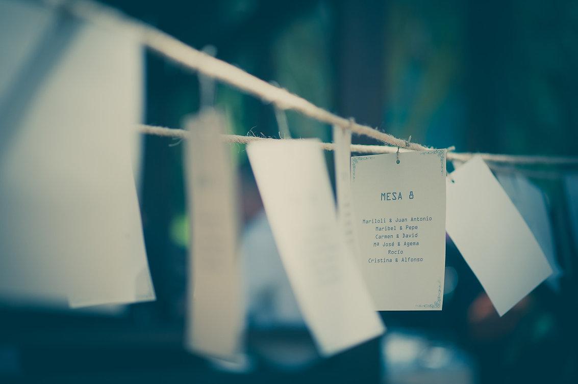 distribucion mesas invitados boda