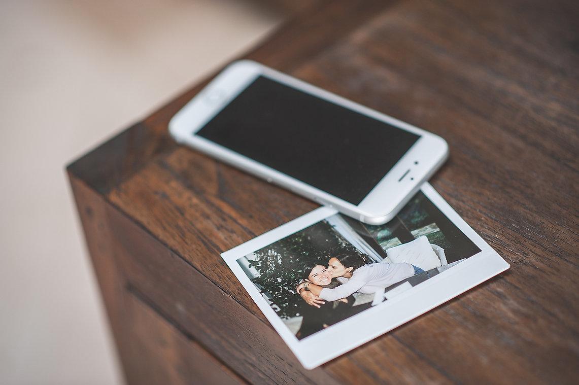 recuerdos, polaroid, vintage