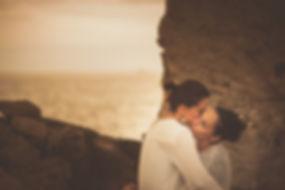 beso, boda, ibiza, foto