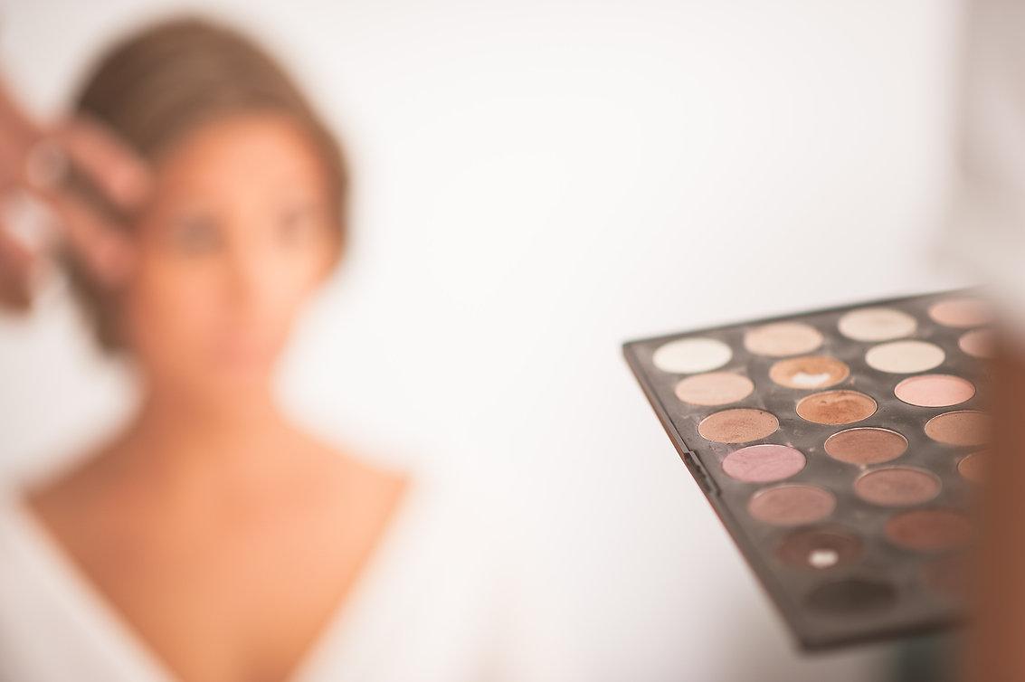 maquillaje de la novia, fotografo, sevilla