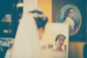 cuadro con retrato de la comunion