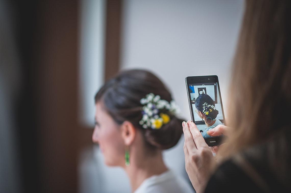 peinado, boda en ibiza