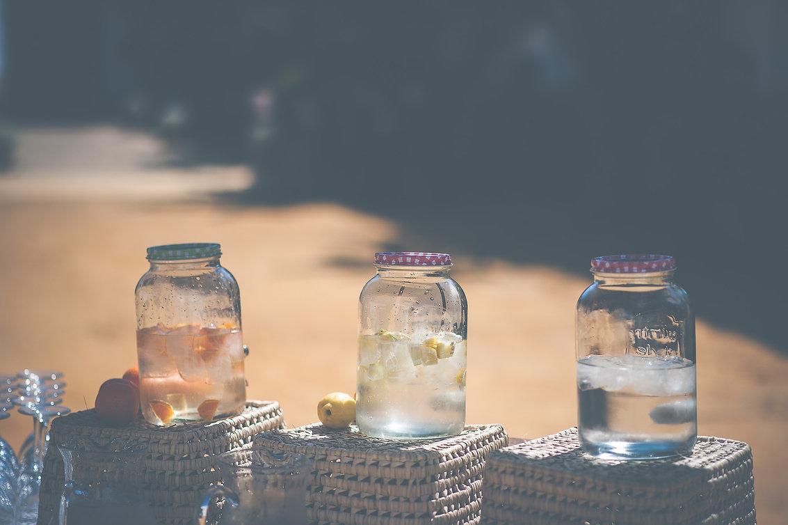 contenedores vintage agua