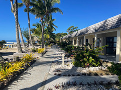 Pathway to our Adults Only Ocean View Rooms