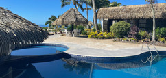 Pool and Ocean Views