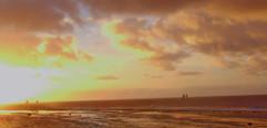 Vaka at Sunset