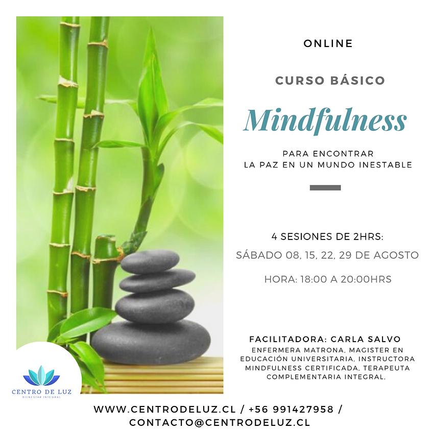 Curso Básico Mindfulness