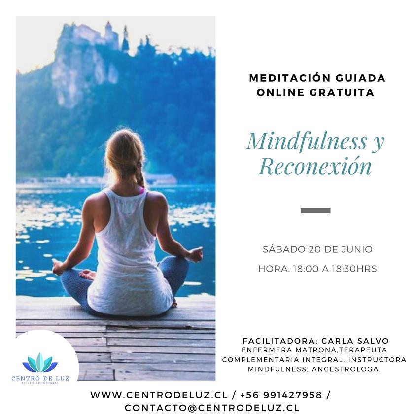 Meditación Guiada Gratuita