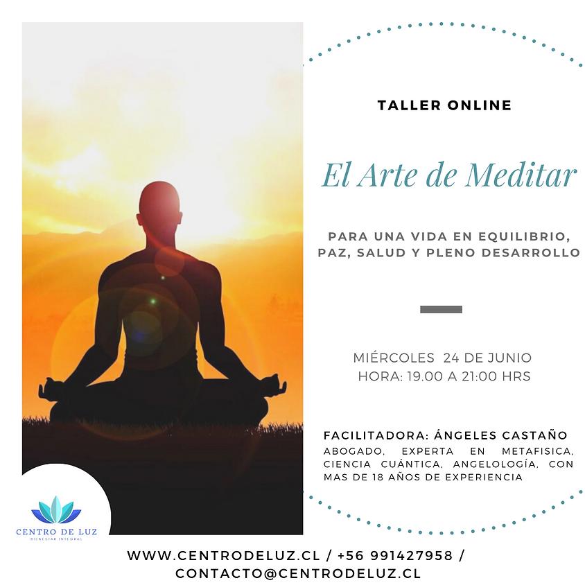 Taller El Arte de Meditar