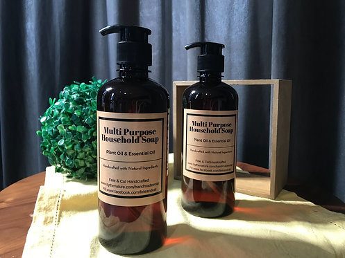 【万用家事液体皂】Multi Purpose Household Soap