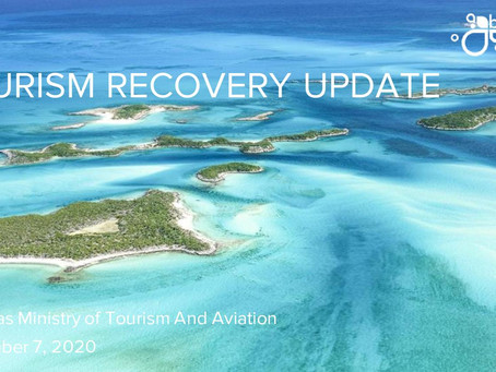 Tourism Recovery Update - 7th September 2020