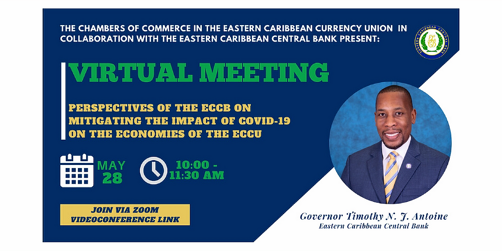 Perspectives of the ECCB on Mitigating the Impact of Covid-19 on the Economies of the ECCU