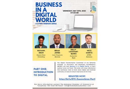 DTC Webinar | Business in a Digital World - Introduction to Digital