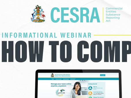 "Event: CESRA Webinar ""How To Comply for CESRA"" 
