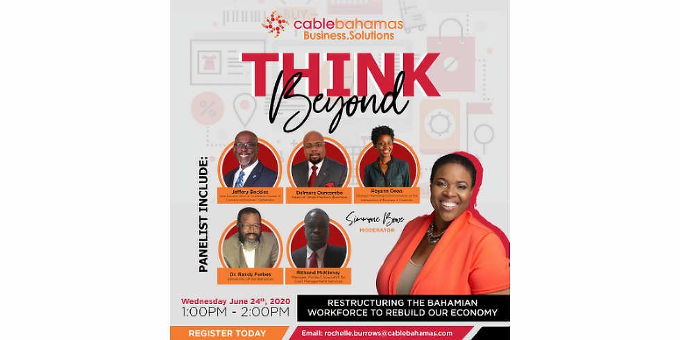 Think Beyond Webinar Series #1
