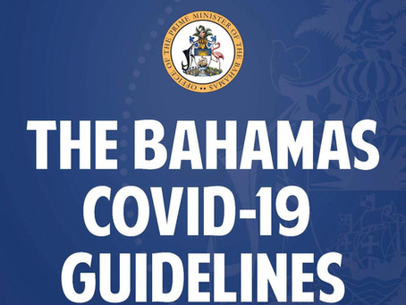 THE BAHAMAS COVID-19 GUIDELINES