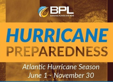 Hurricane Preparedness - Atlantic Hurricane Season June 1 - November 30